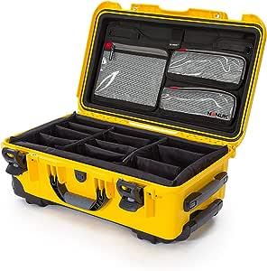 Nanuk 935 Hartschalenkoffer Mit Rädern Wasserdicht Kamera