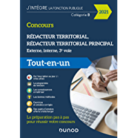 Concours Rédacteur territorial - 2021 : - Externe, interne et 3e voie - Tout en un (J'intègre la Fonction Publique)