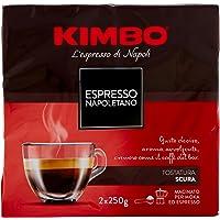 Kimbo - Caffè Espresso Napoletano - 2x250 g…