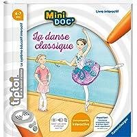 Ravensburger - Livre interactif tiptoi Mini Doc' - La danse classique - Jeux électroniques éducatifs sans écran en…
