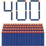welltop 7,2 cm Refill Darts Foam Pfeile Ammo Pack für Nerf N-Strike Elite Series Nerf N Strike Blaster Kompatibler…