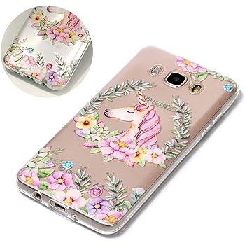 Samsung Galaxy J5 2016 Hülle, E-Unicorn Handyhülle Samsung