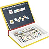 Janod J02722 Alfabeto catalán Magneti'Book
