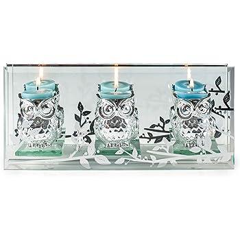 Kerzenhalter Möbel & Wohnaccessoires Trio Of bunt Living Teelichthalter