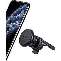 AUKEY 2021 Clip Aggiornata Porta Cellulare da Auto Super Forte Magnetico Supporto Auto Smartphone per Bocchette dell…