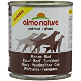 almo nature HFC Natural - Manzo - Umido Cane 100% Naturale - 12x290 g lattina