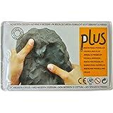 Sio2Plus Argile auto-durcissante 1kg Noir