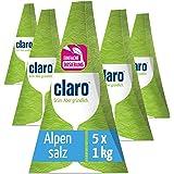 CLARO Lave-vaisselle Sel 5 kg (5 x 1kg)