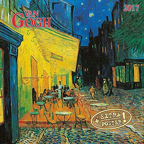 Grupo Erik Editores Van Gogh - Calendario 2017, 30 x 30 cm