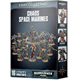 Games Workshop Warhammer 40k - Start Collecting! Chaos Space Marines 2019