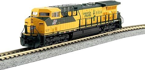 Kato USA Model Train Products 176-7035 Locomotive Train (1:160 Scale)