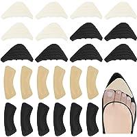 cuscinetti per scarpe sul tallone, 24pz cuscinetti per scarpe vengono per migliorare la vestibilità e il comfort delle…