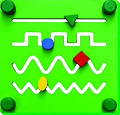 Little Genius Maze Writing Lines