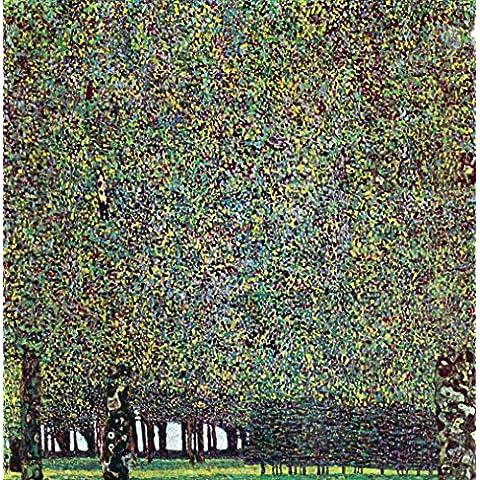 The Museum Outlet–Il Parco di Klimt–poster (61x 45,7cm)