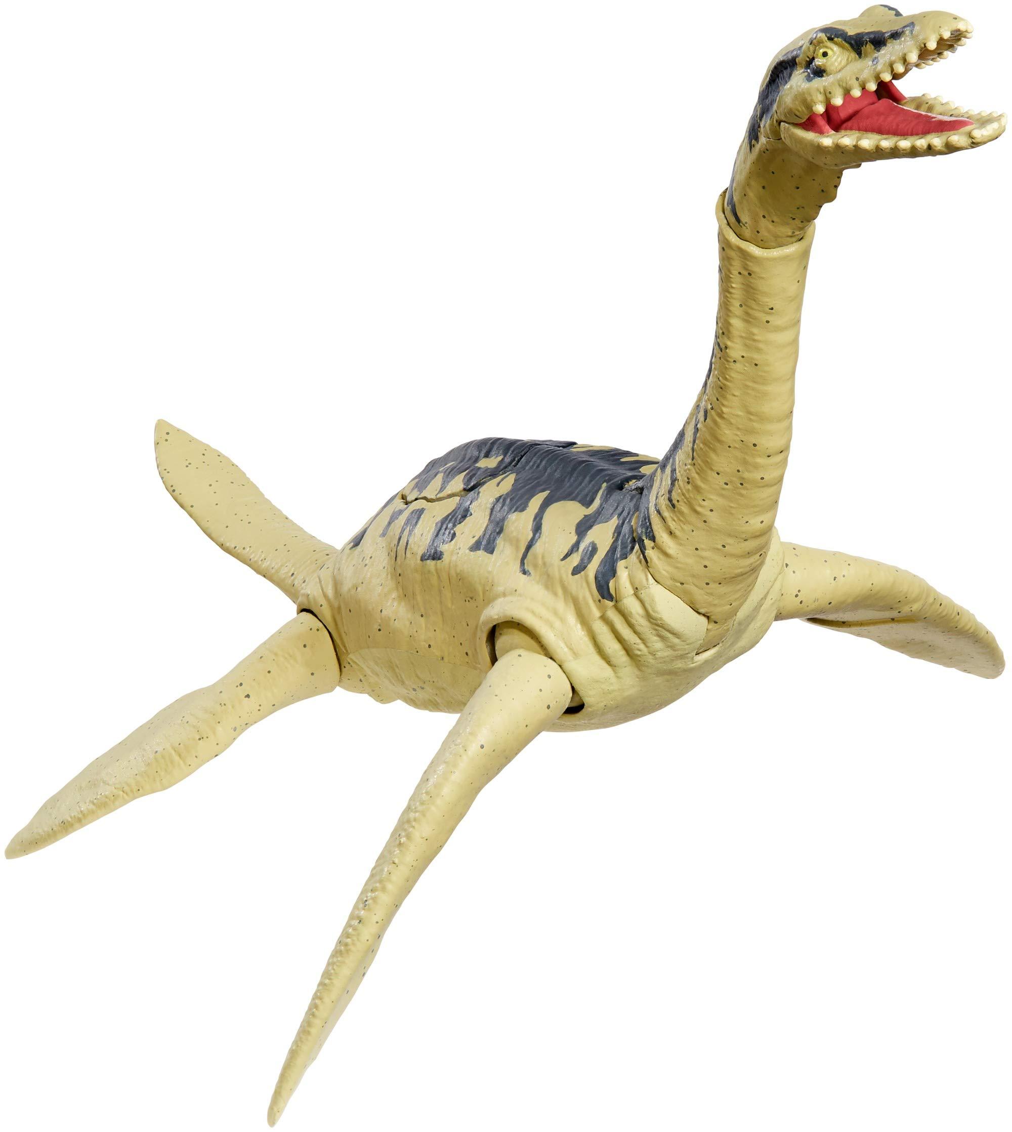 Dinosaurio De Juguete Mattel Gfg79 Quetzalcoatlus Jurassic World Mega Ataque Doble Dinosaurios Y Criaturas Prehistoricas Los dinosaurios vuelven a caminar por la tierra, miles de años después de su extinción, el cine rescata esta saga que gusta tanto a niños como a los adolescentes. dinosaurio de juguete mattel gfg79