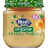 Hero Baby Organik Kayısılı Muzlu 120G