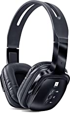 I Ball Exquisite Design Pulsebt4 Neckband Wireless Headphones With Mic,Black