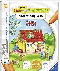 tiptoi Erstes Englisch (tiptoi Mein Lern-Spiel-Abenteuer)