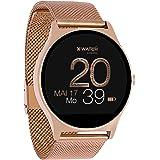X-WATCH JOLI XW PRO Smartwatch iOS Podomètre Montre Dames Fitness 54029