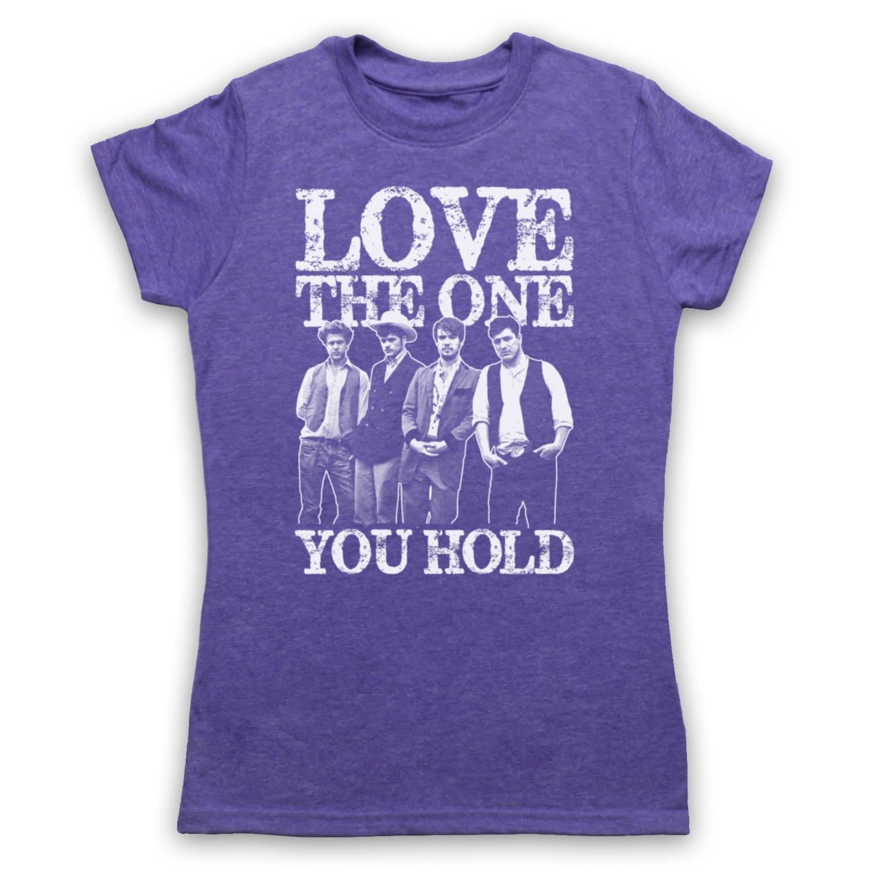 Inspiriert durch Mumford & Sons Lover Of The Light Unofficial Damen T-Shirt:  Amazon.de: Bekleidung