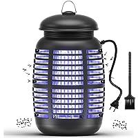 Mksutary Lampe Anti Moustique Électrique, 15W UV Moustique Tueur Anti Insectes Répulsif Attrape Bug Zapper, Efficace…