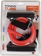 Arrowmax Toning Tube Light, Medium,Heavy Resistance For Excercise, By Krasa