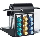 U-CAP, le porte-capsules/distributeur de capsules pour Nespresso® PIXIE/PIXIE CLIPS