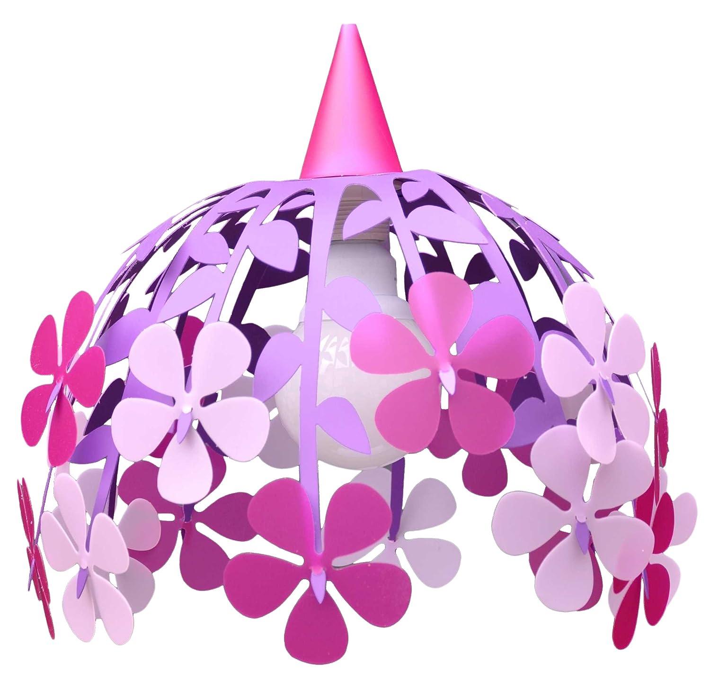 R&M Coudert Lampe de Plafond Suspension Chambre Enfant Bouquet de