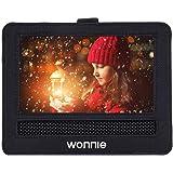 """WONNIE Support Voiture Appui-tête Housse de Protection pour 12.5"""" Lecteur DVD Portable 10,5"""" Grand écran Pivotant"""