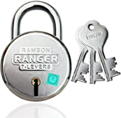 RAMSON Ranger Double Locking 7 Levers RoundLock Pack of 1 Pcs (65MM_141_P1)