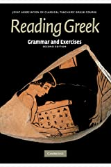 Reading Greek: Grammar and Exercises Paperback