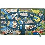 42ee4d4167b03f Heimatpiste Spielteppich Stadt Düsseldorf - Straßenteppich für Kinder