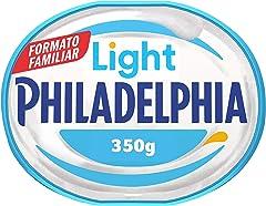 Philadelphia Light Crema de Queso Tarrina Formato Familiar, 350g