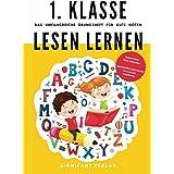 1. Klasse Lesen lernen - Das umfangreiche Übungsheft für gute Noten: Besser lesen, mehr verstehen - Spannendes Lesetraining v