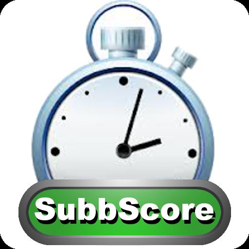 SubbScore Timer