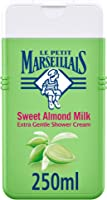 LE PETIT MARSEILLAIS, Shower Cream, Sweet Almond, Extra Gentle, 250ml