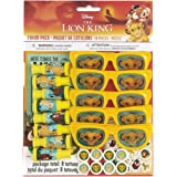 Unique Industries The Lion King Birthday Party Favor Pack - 48 Pieces