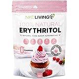 Erythritol in poedervorm van NKD Living - Caloriearme poedersuiker 1kg (2,2 lb)