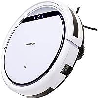 MEDION MD 18500 Saugroboter mit Ladestation (90 Min Laufzeit, Roboterstaubsauger für Hartböden, Fliesen, Laminat…