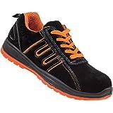 Urgent Work shoes, safety shoes, model 216 S1, EN ISO 20345, unisex