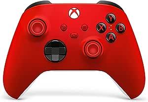 Xbox Wireless Controller, Rosso Pulse