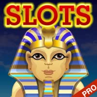 Triple Pharaoh Jackpot Slots of Fun Pro Edition - Classic House Slot Machine with Quick Doubleup Las Vegas Bonus Casino Game