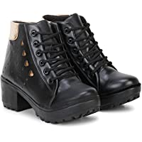 High Ankle Synthetic casual Sneakers for girls And Boots For Womens