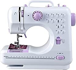RANIGOLD 12 Stitch Desktop Multi Functional Electric Household Sewing Machine