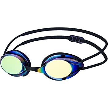 c26469ea38 Vorgee Stealth MKII Rainbow Mirrored Lens Swimming Goggles  Amazon ...