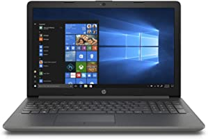 HP 15-db0000ne Laptop, AMD A9-9425, 15.6 Inch, 1TB, 8GB RAM, AMD Radeon 520, Win 10, Eng-Ara KB, Gray