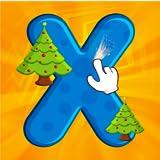Schreiben Sie Englisch Alphabet Buchstaben - freies pädagogisches Spiel für Kinder, Kinder, Vorschule u. Kindergarden (Verfolgen von ABC zu XYZ) Verbessern Sie Ihre englische Sachkenntnis für Spaß