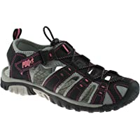 PDQ Ladies Toggle Touch Fastening Sports Trail Sandals