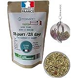 TOBARO-Tisane Détox - Thé amincissant - Tisane détoxifiant naturel-Thé amincissant purifiant-Thé sans OGM - Produit en France