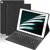 SENGBIRCH Custodia Tastiera per iPad 10.2, Custodia con Tastiera Italiano per iPad 10.2 2020(8th Gen)/2019(7th Gen)/iPad Air